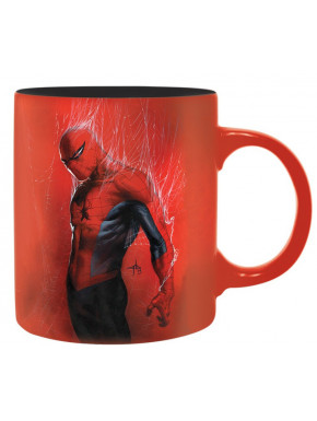 Taza Spiderman Marvel