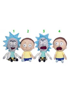Peluche Sorpresa Rick y Morty 25 cm
