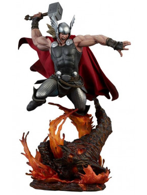 Estatua Thor Breaker Of Brimstone Sideshow Collectibles 65 cm