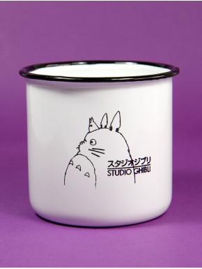 Taza Vintage Studio Ghibli Totoro