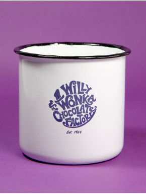 Taza Vintage Willy Wonka