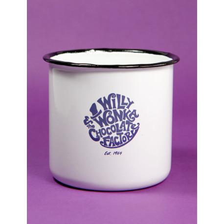 Taza Vintage Willy Wonka