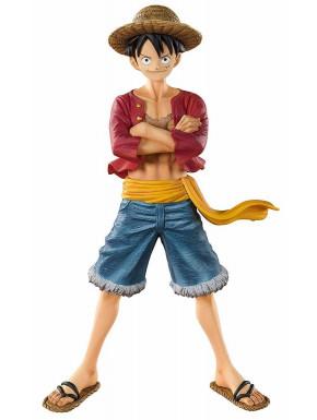 Figura Monkey D Luffy Banpresto 14 cm