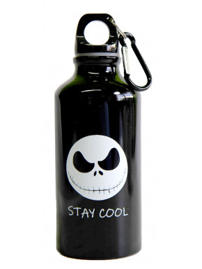 Botella de aluminio Jack Skellington 400ml