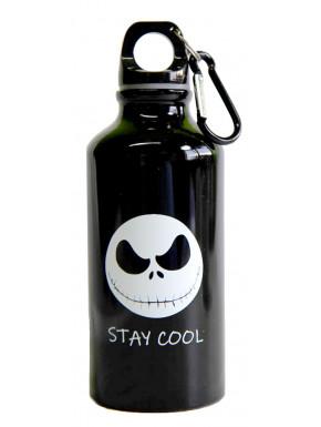 Botella de aluminio Jack Skellington
