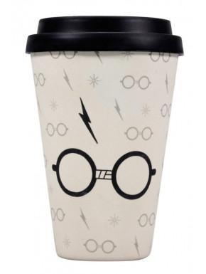 Vaso de Viaje Harry Potter Gafas