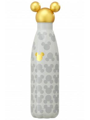 Botella Metálica Mickey Disney