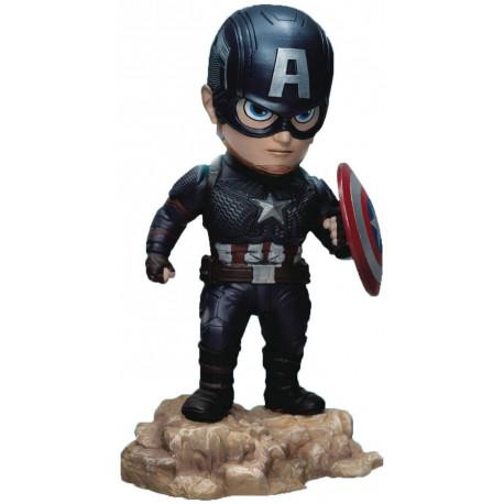 Figura Capitán América Mini Egg Attack 10 cm