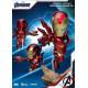 Figura Iron Man Mini Egg Attack 10 cm