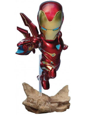 Figura Iron Man Mini Egg Attack 10 cm