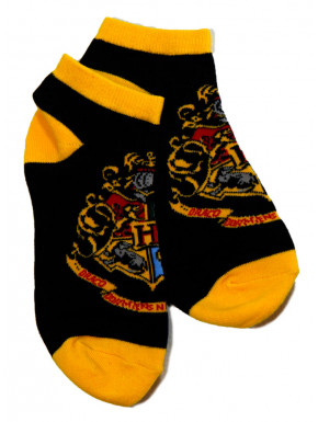 Calcetines Hogwarts crest Harry Potter