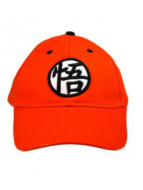 Gorra Dragon Ball kanji
