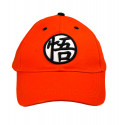 Gorra Dragon Ball kanji