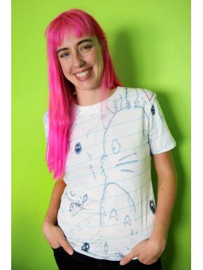 Camiseta notebook Mi vecino Totoro