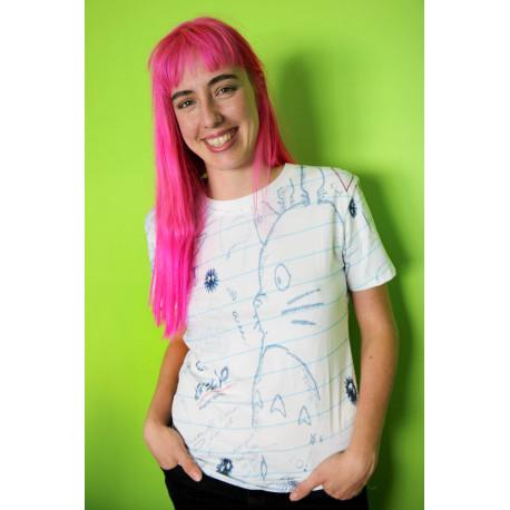 camiseta totoro cuaderno U 22
