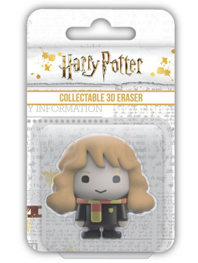 Goma Hermione Harry Potter 3D