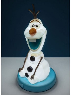 Lámpara Frozen Olaf Disney 16 cm