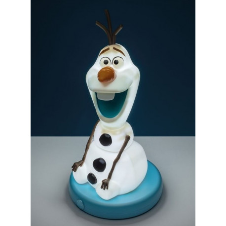 Lámpara Disney Frozen diseño Olaf