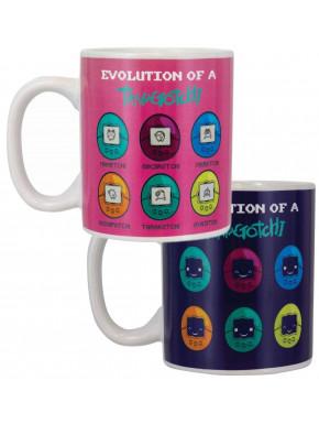 Taza térmica Tamagotchi Evolution