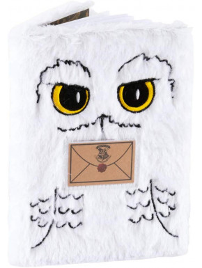 Libreta A5 Harry Potter Hedwig