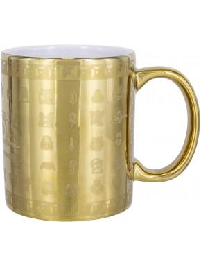 Taza Zelda Glosario de Oro