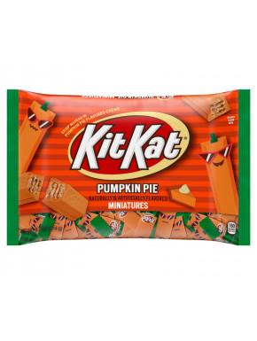 Kit-Kat de Calabaza Halloween