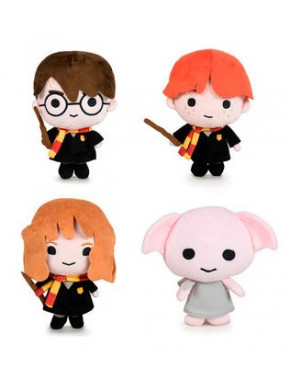 Peluche Sorpresa Harry Potter
