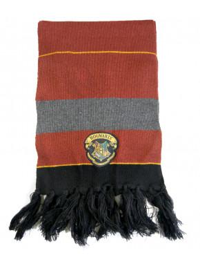 Bufanda Harry Potter Howgarts Roja