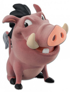 Figura Pumbaa Disney Banpresto Q Posket Petit 7 cm