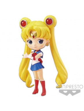 Figura Sailor Moon Q Posket Banpresto 14 cm