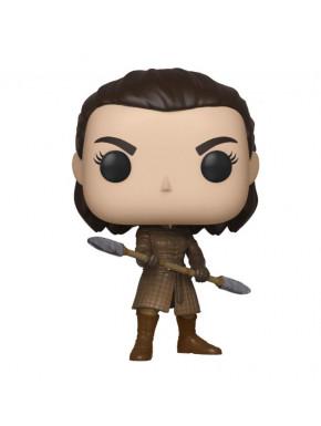 Funko Pop! Arya Stark con Lanza de dos Cabezas Juego de Tronos