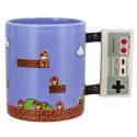 Taza 3D Super Mario Asa Mando NES