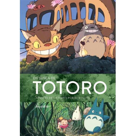 Libro En Busca de Totoro. Apuntes de un Paseo por el Bosque