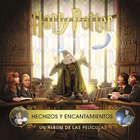 Libro de Harry Potter. Hechizos y Encantamientos