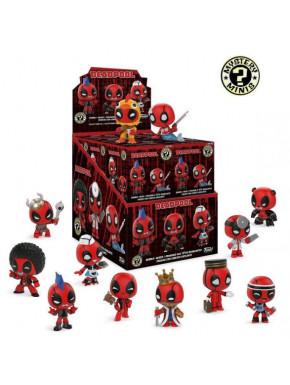 Figura sorpresa Funko Deadpool Marvel
