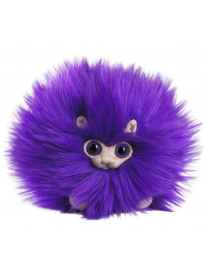 Peluche Harry Potter Pygmy Puff Morado