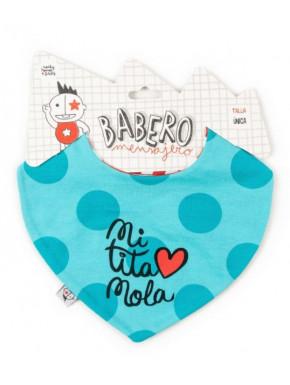 Babero Mi Tita Mola