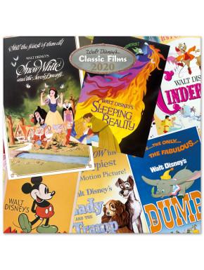 Calendario pared 2020 Disney Classic Films