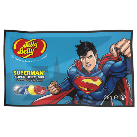 Grageas Jelly Belly Superman 28 gr