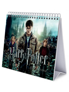 Calendario de Mesa 2020 Harry Potter