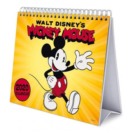 Calendario de Mesa 2020 Mickey Mouse Disney