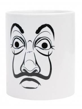 Taza La Casa de Papel Máscara
