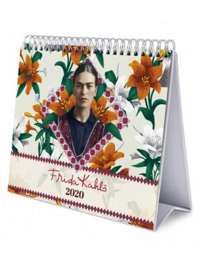 Calendario de Mesa 2020 Frida Kahlo
