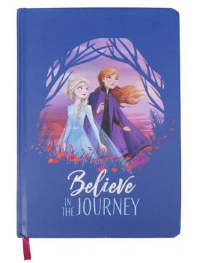 Libreta A5 Frozen 2 Viaje Disney