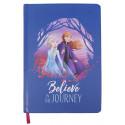 Caderno A5 Frozen 2 Disney Journey Journey