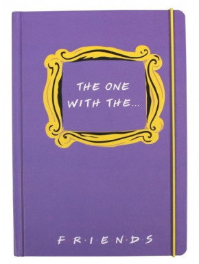 Libreta A5 Friends The One With The...