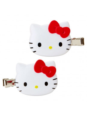 Set de horquillas Hello Kitty Kawaii