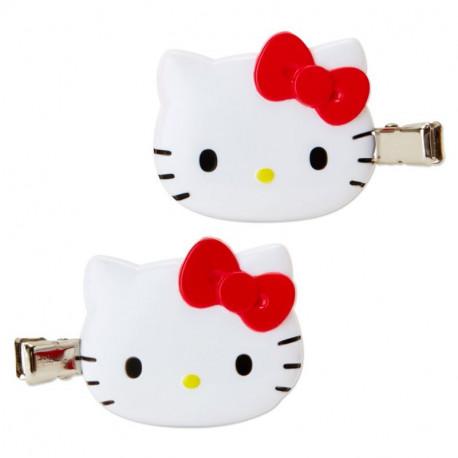 Set de horquillas Hello Kitty Kawaii
