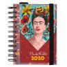 Agenda Frida Kahlo 2020