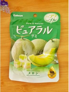 Gominolas con sabor a Melón Kabaya